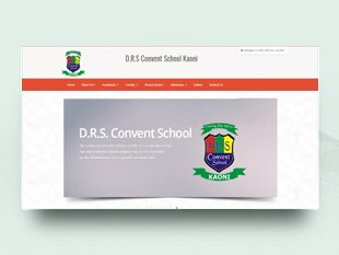 DRS School Case | Schooling Website
